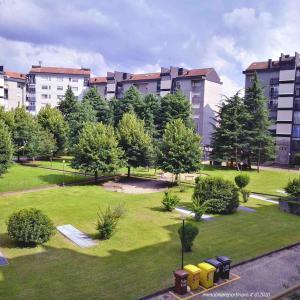 Venaria - giardino2 condominiale
